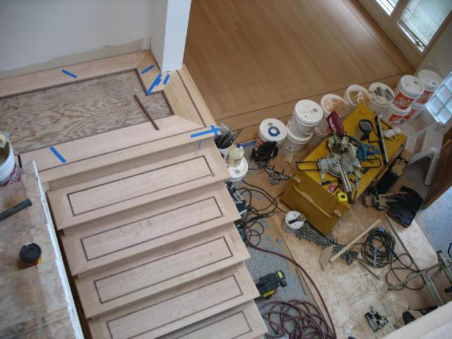 Real Hardwood Floor Installation Services Supply And Install From