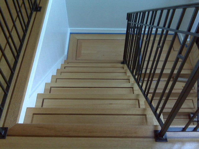 Ahf Hardwood Stairs Steps Installations For Burnaby Coquitlam Vancouver North