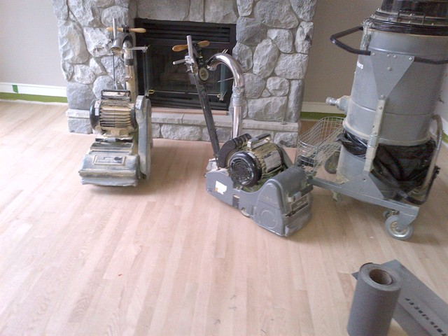 Ahf Vancouver Hardwood Floor Services Sanding Refinishing